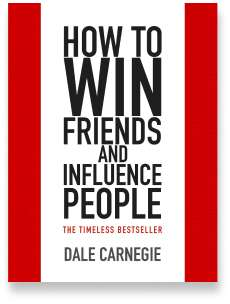 Book cover for the [... And Landlord Podcast] recommended book to learn about property investing, How to Win Friends & Influence People – by Dale Carnegie